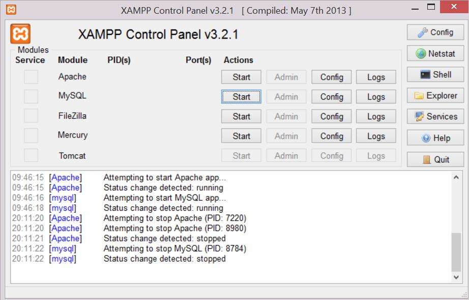 XMPP_control_panel